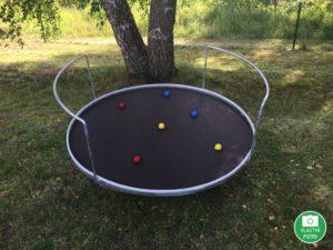 Garden rondo - venkovní hra