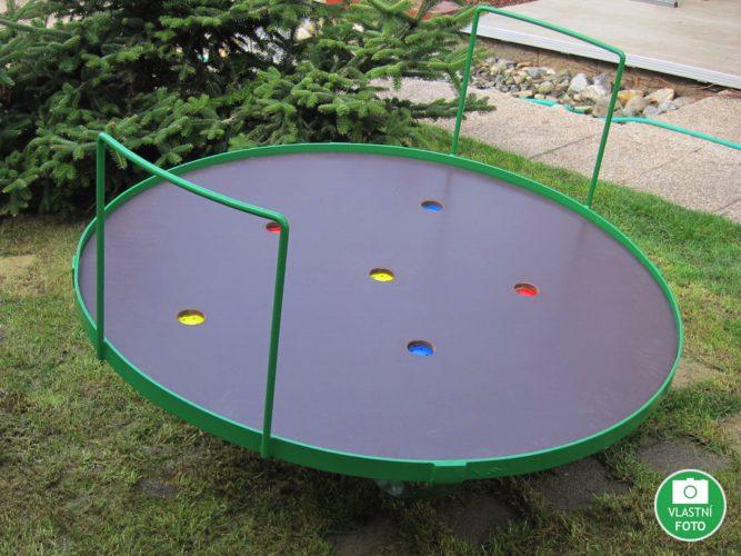 Garden-rondo - lakované provedení