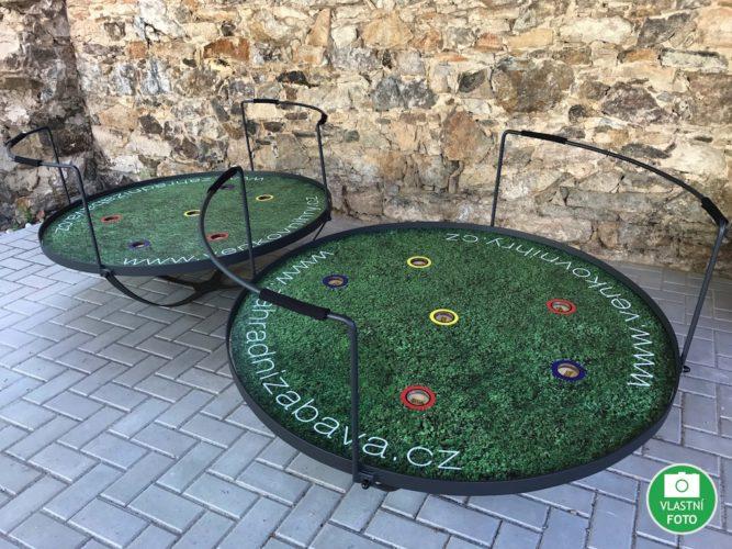 Garden-rondo
