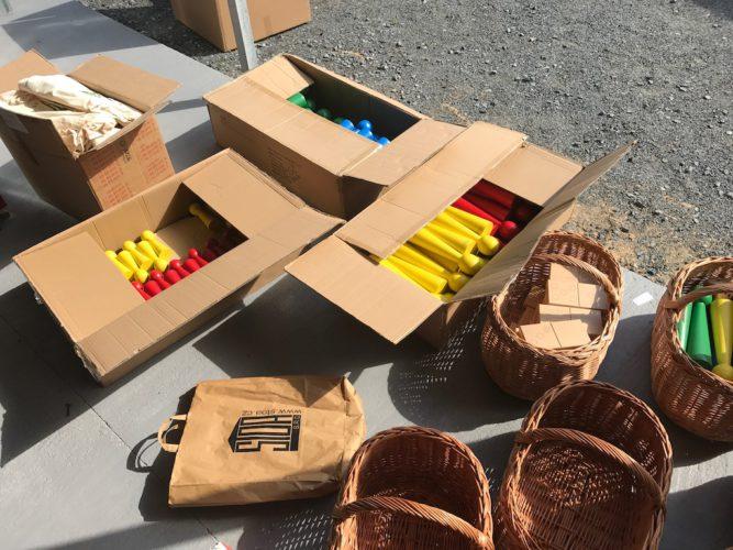 Výroba venkovních her