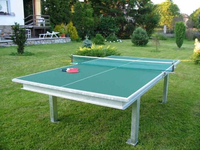 Venkovní stolní tenis