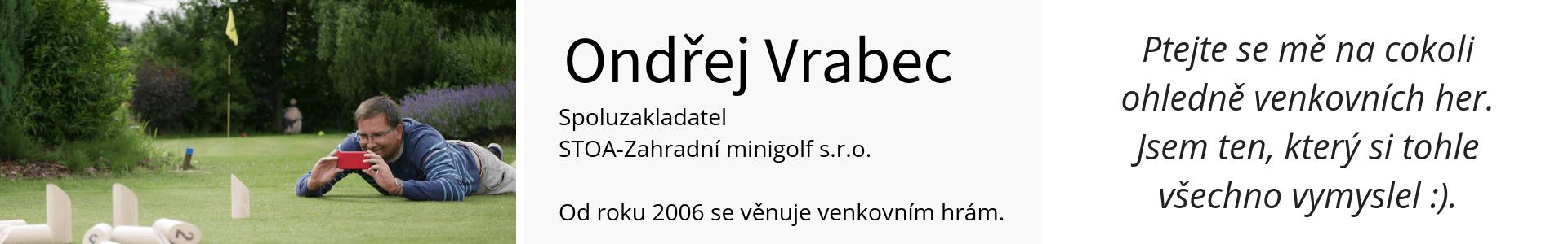 Ondřej Vrabec